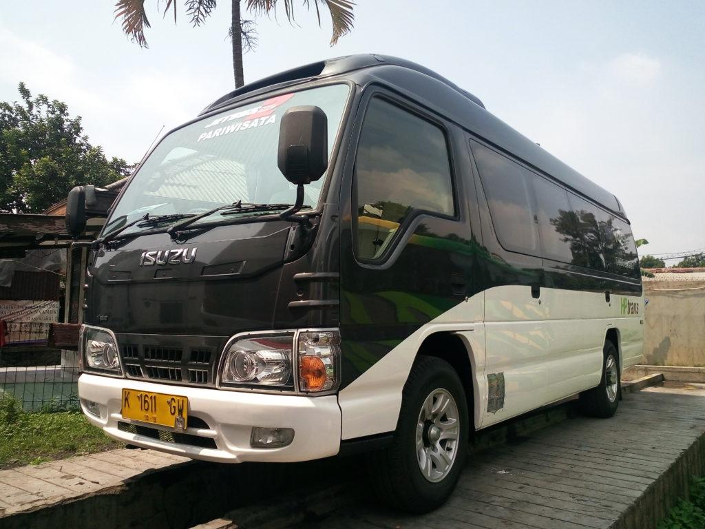 Elf Long Pariwisata Bandung