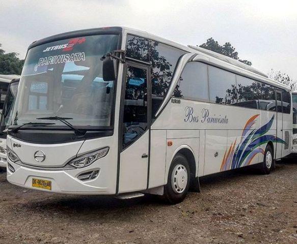 Sewa Bus Bandung Jakarta