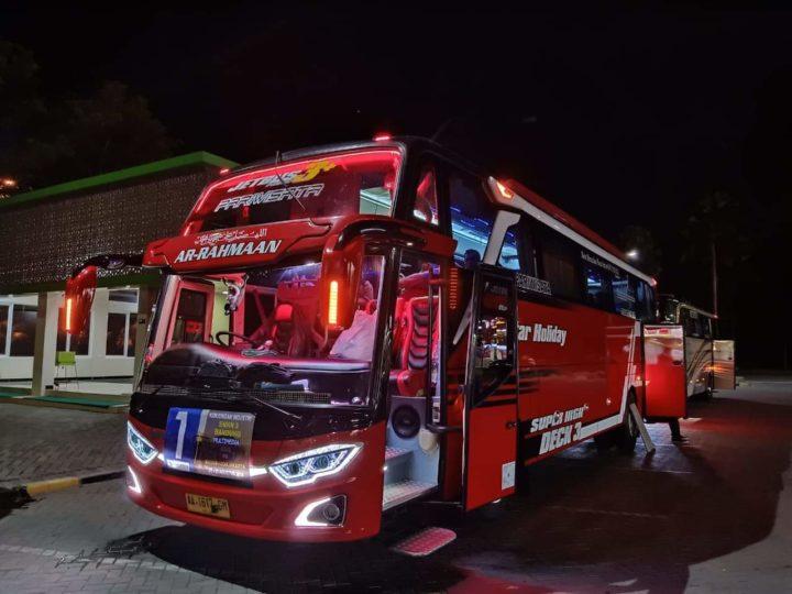 Harga Sewa Bus Pariwisata Bandung Murah 2020