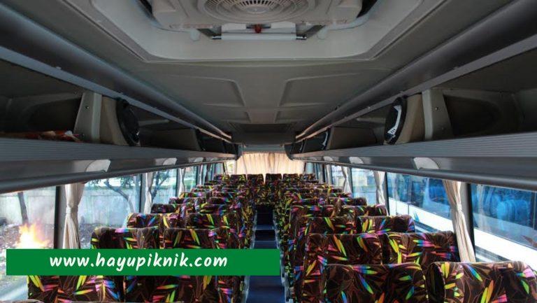 sewa bus pariwisata 50 seats di bandung