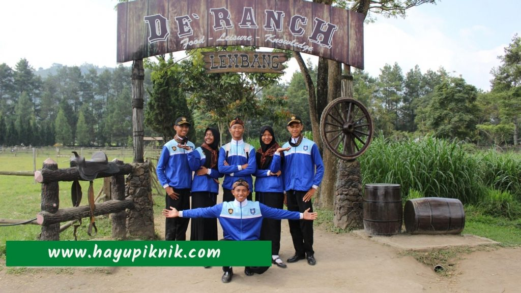Paket Wisata Bandung Lembang Maribaya Tour 1 Hari