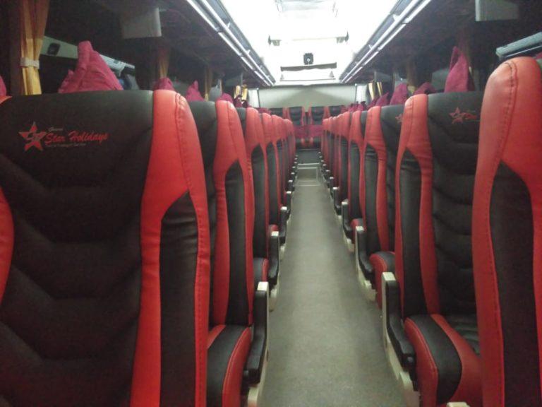 Interior Bus Shd Hdd Bandung
