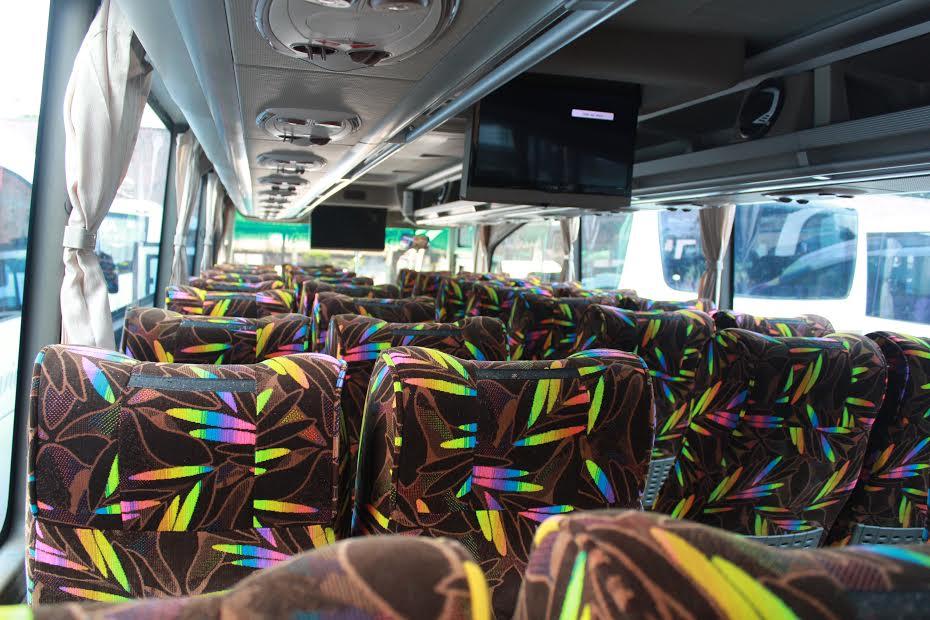 BIG BUS PARIWISATA 47 SEAT BANDUNG