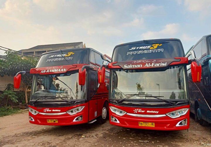 Sewa Bus Pariwisata Bandung   Terbaru 2020