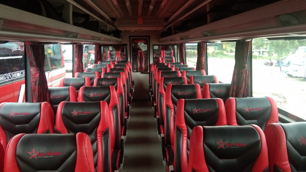 BIG BUS 59 Seat SHD BANDUNG