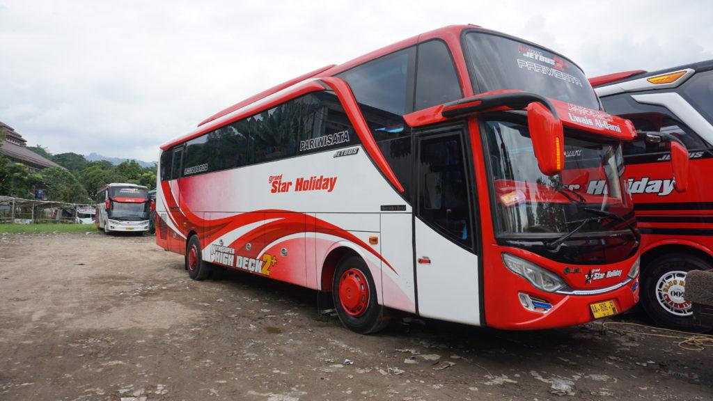 Sewa Bus Pariwisata Bandung Malang Bromo