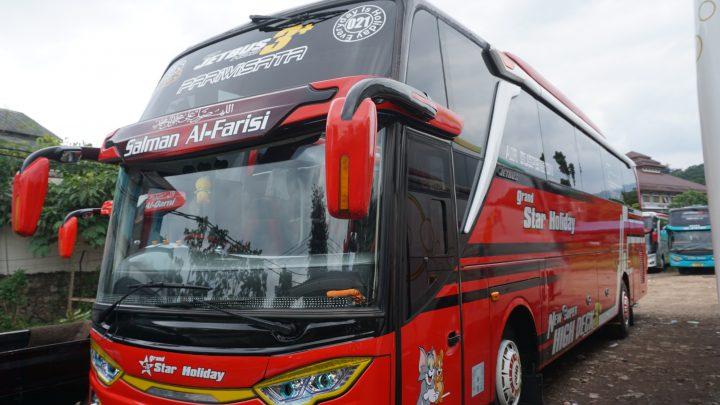 PO Bus Pariwisata Bandung Terbaik 2020