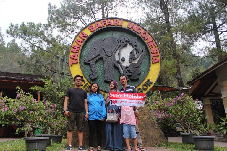 Paket Tour Wisata Bandung Taman Safari Bogor