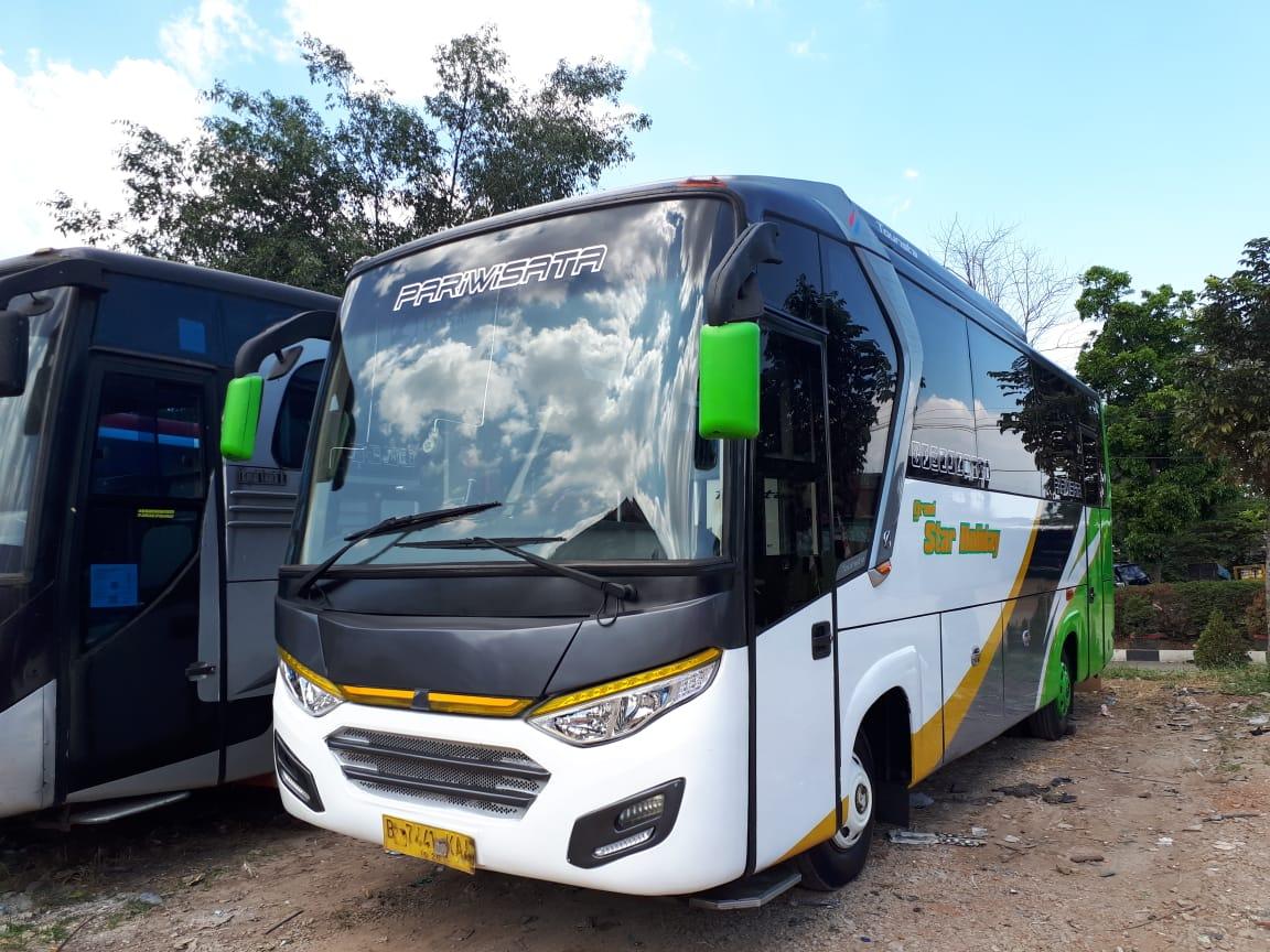 Sewa Bus Bandung Malam