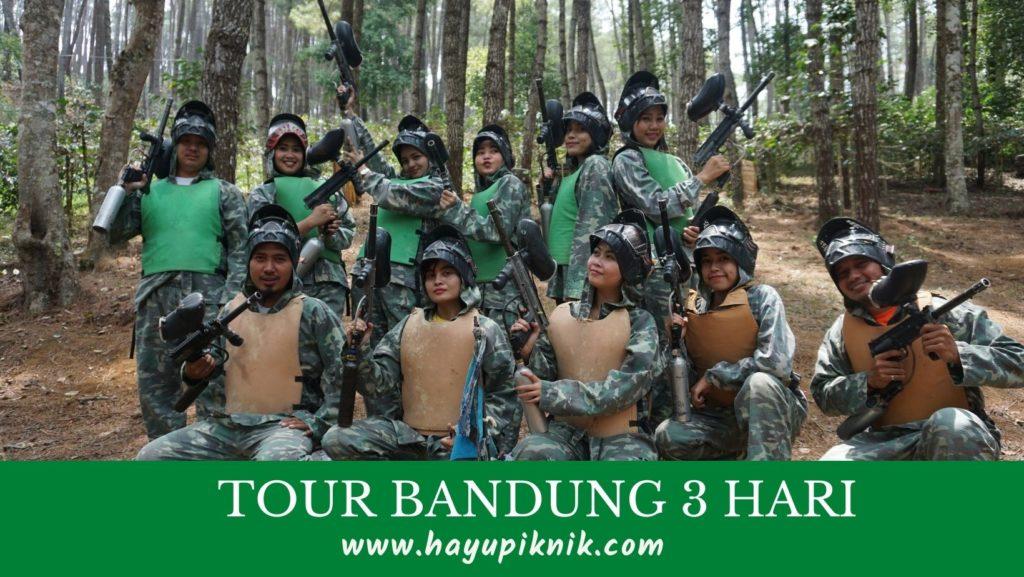 Tour Bandung 3 Hari