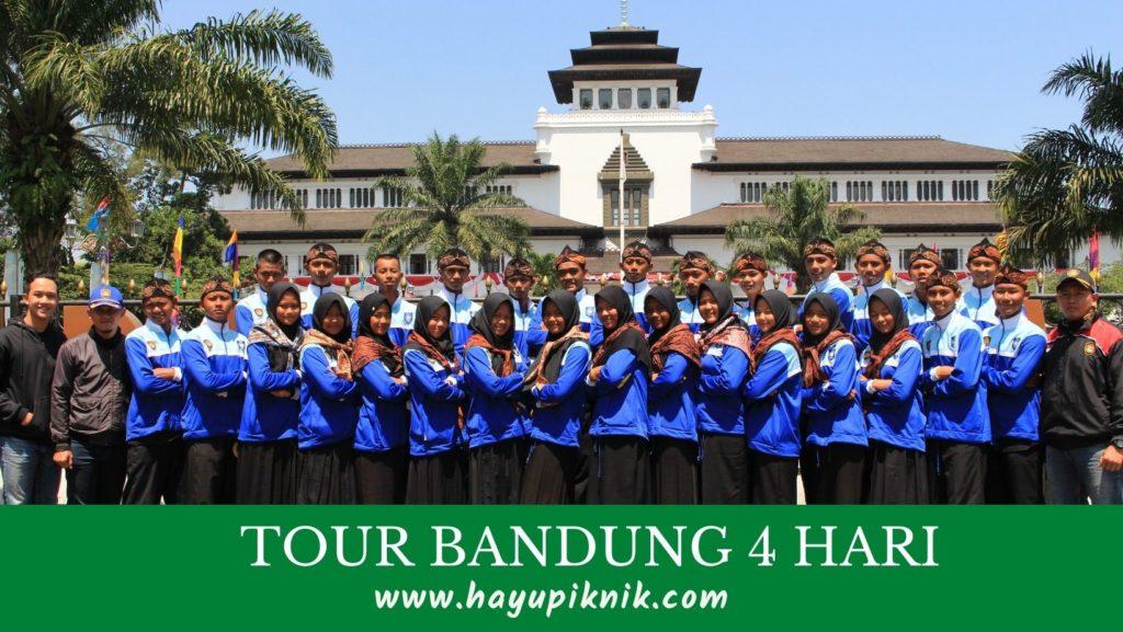 Tour Bandung 4 Hari