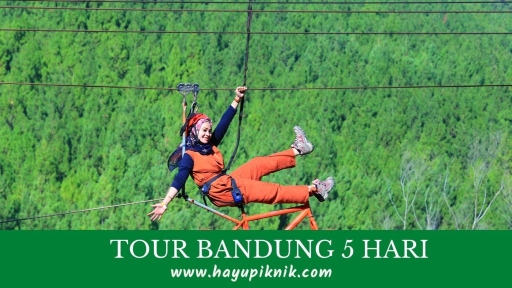Tour Bandung 5 Hari