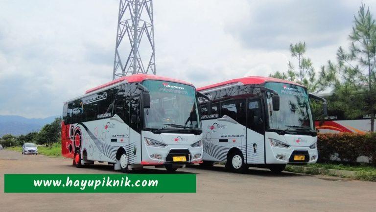 Sewa Bus Bandung Jogja