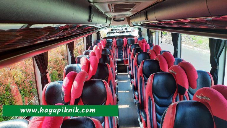 Sewa Bus Bandung Yogyakarta