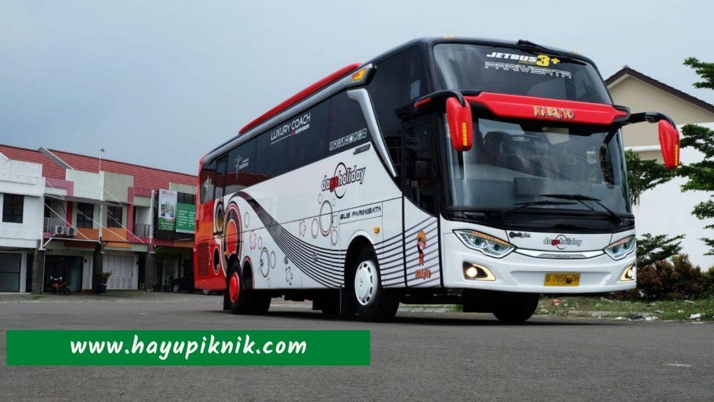 Sewa Bus SHD HDD Bandung