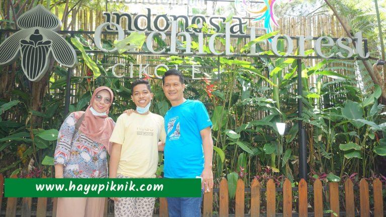 Orchid Forrest Cikole Lembang
