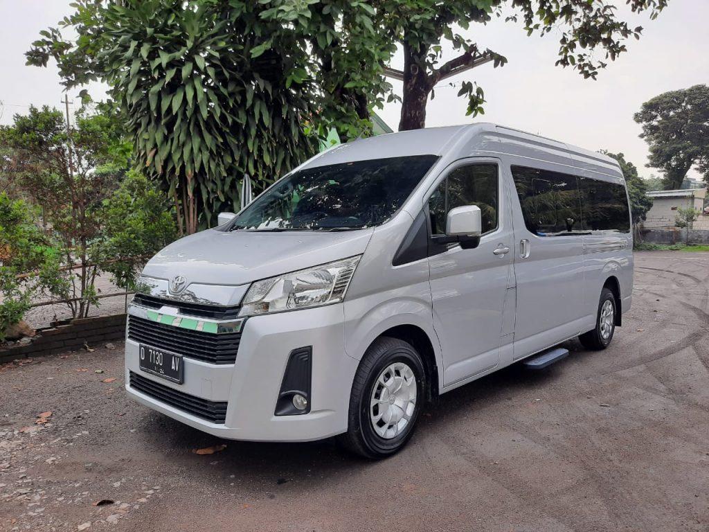 Sewa Hiace Luxury Bandung