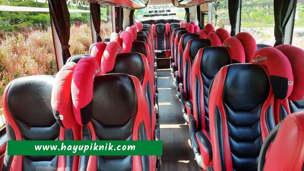 Sewa Bus Pariwisata Bandung Santolo
